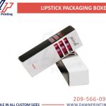 Custom Made Lipstick Box – Wholesale Lipstick Packaging Boxes