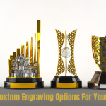 Amazing Custom Engraving Options For YourTrophies!