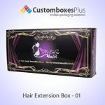 Creative Hair Packaging Wholesale With Free Shipping