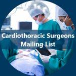 Cardiothoracic Surgeons Mailing List | USA Cardiothoracic Surgeons