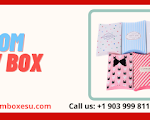 Custom pillow boxes wholesale with Printed logo & Design