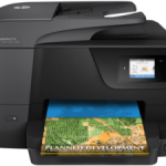 Hp Officejet Pro 8710 printer Wireless Connection Setup