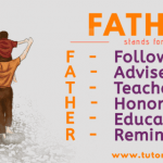 Full Form of FATHER: What does it stand for?