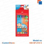 iCustomBoxes Offer Cardboard Pencil Boxes with Free Shipping Services
