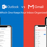 Outlook VS Gmail- Which One Keeps Your Inbox Organized?