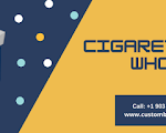 Cigarette box wholesale with Printed logo & Design in Texas, USA