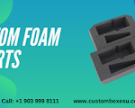 Make Your Own custom foam inserts With free Shipping USA