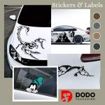 Quality Custom Sticker & Labels With Affordable Price