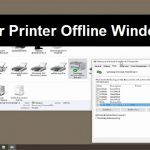 Brother Printer Offline Windows 10