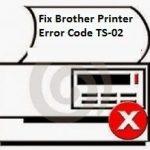 Brother error ts-02