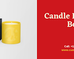 Candle packaging boxes Available in All Sizes & Shapes