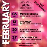 February Entertainment – Oakwood Resort