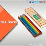 Boost Your Product's Sales with Cardboard Pencil Box