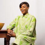 Batik Lime Green Oversized Dress Buy Online – Boutique Mablé Agbodan