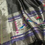 Handwoven Weaved dupatta online only on Luxurionworld